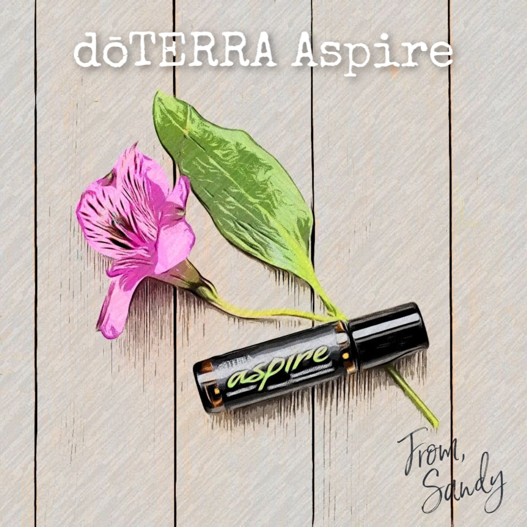 Learn about dōTERRA Aspire, From Sandy