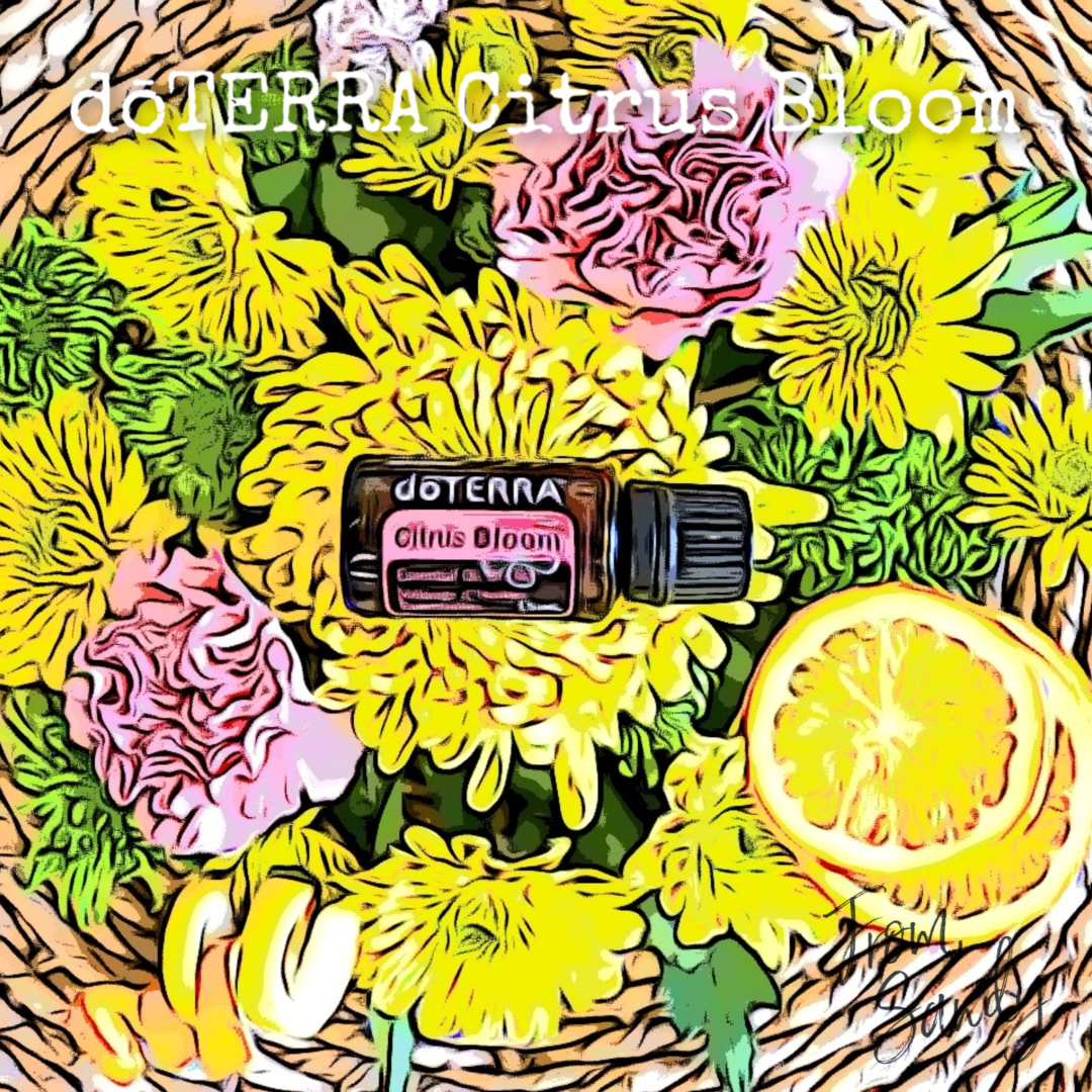 Learn about dōTERRA Citrus Bloom: Springtime Blend, From Sandy