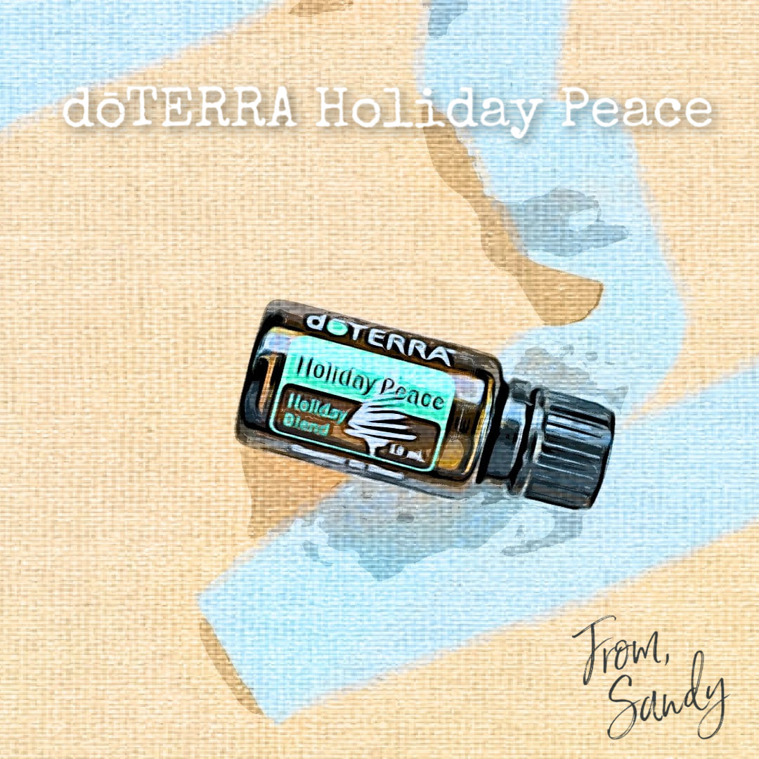 Learn about dōTERRA Holiday Peace: Holiday Blend, From Sandy