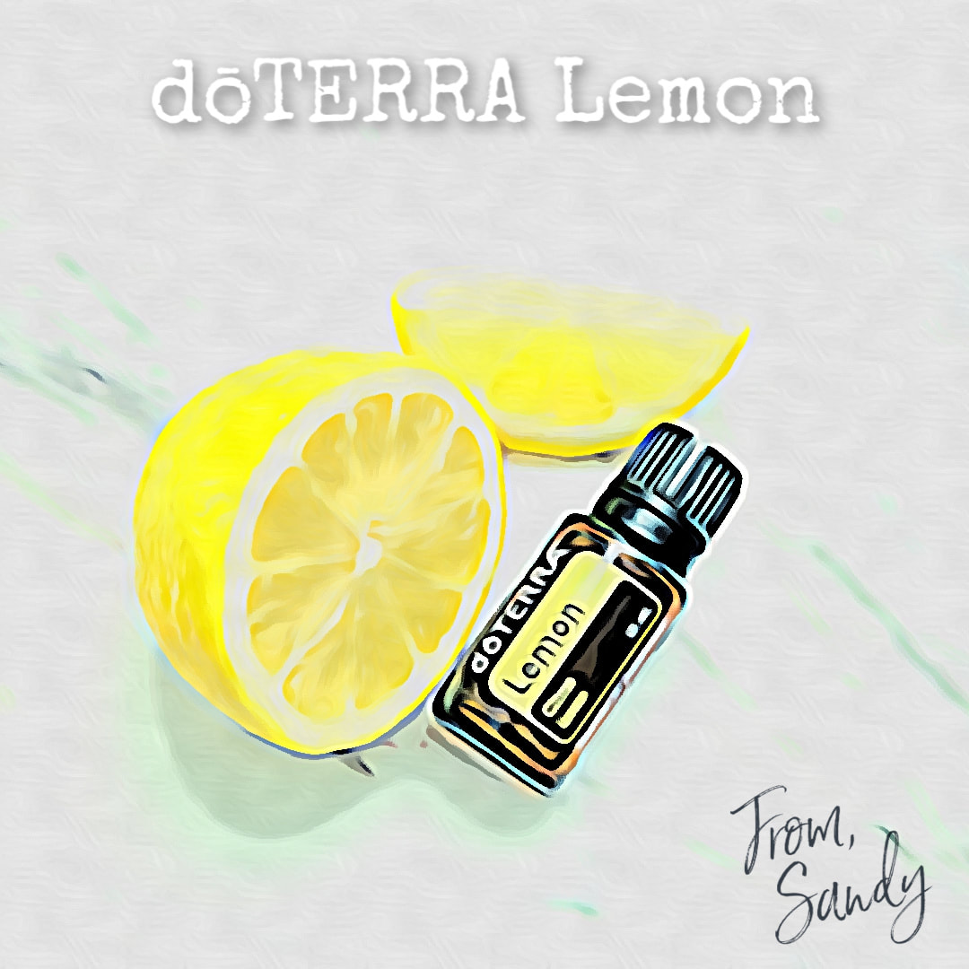 Learn more about Lemon Essential Oil, From Sandy