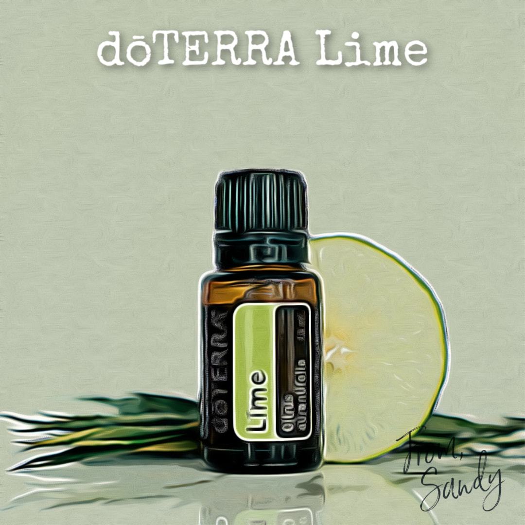 Learn more about Lime Essential Oil, From Sandy