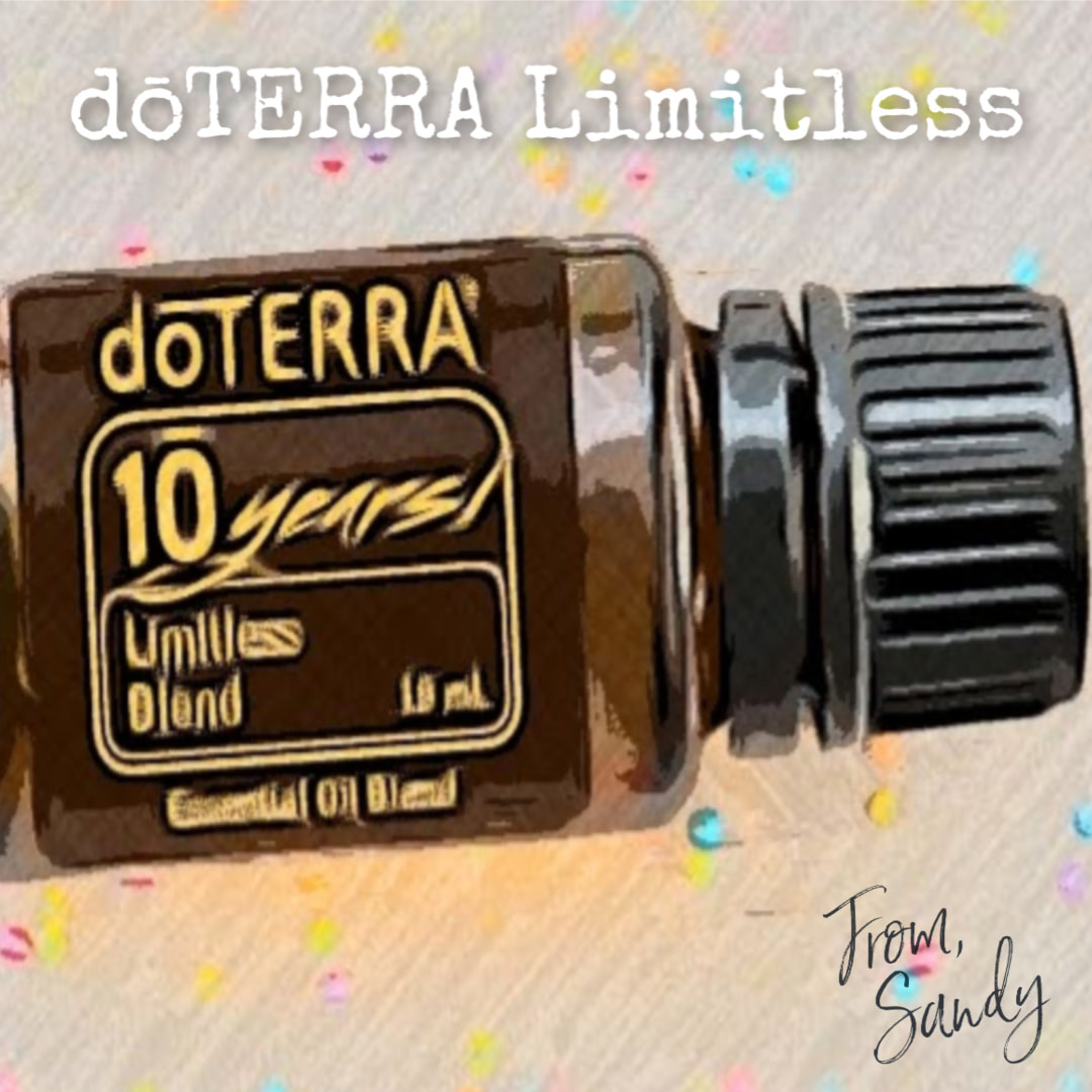Learn about dōTERRA Limitless, From Sandy