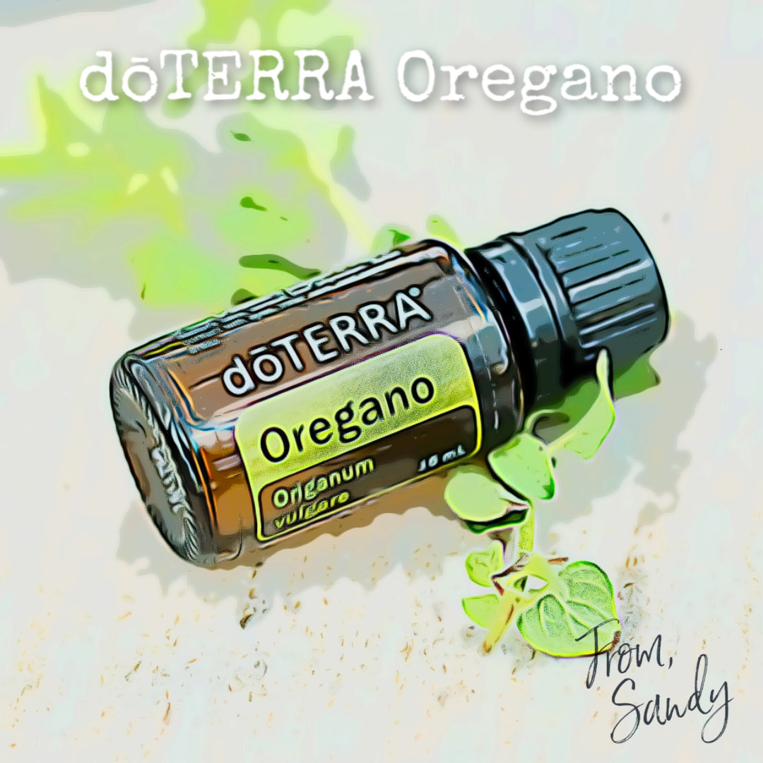 Learn more about Oregano Essential Oil, From Sandy