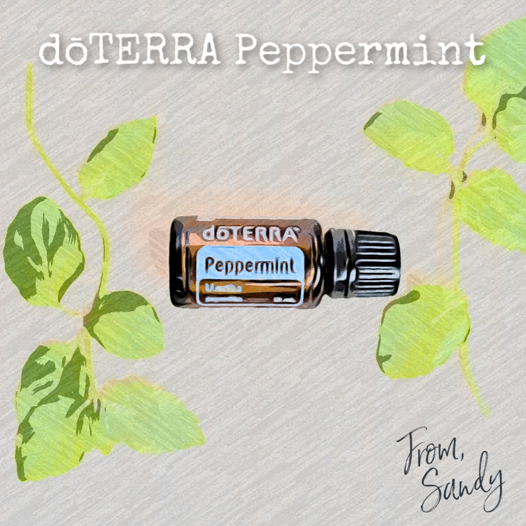 Learn more about Peppermint Essential Oil, From Sandy