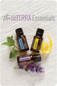 The doTERRA Essentials Membership and Booklet, From Sandy