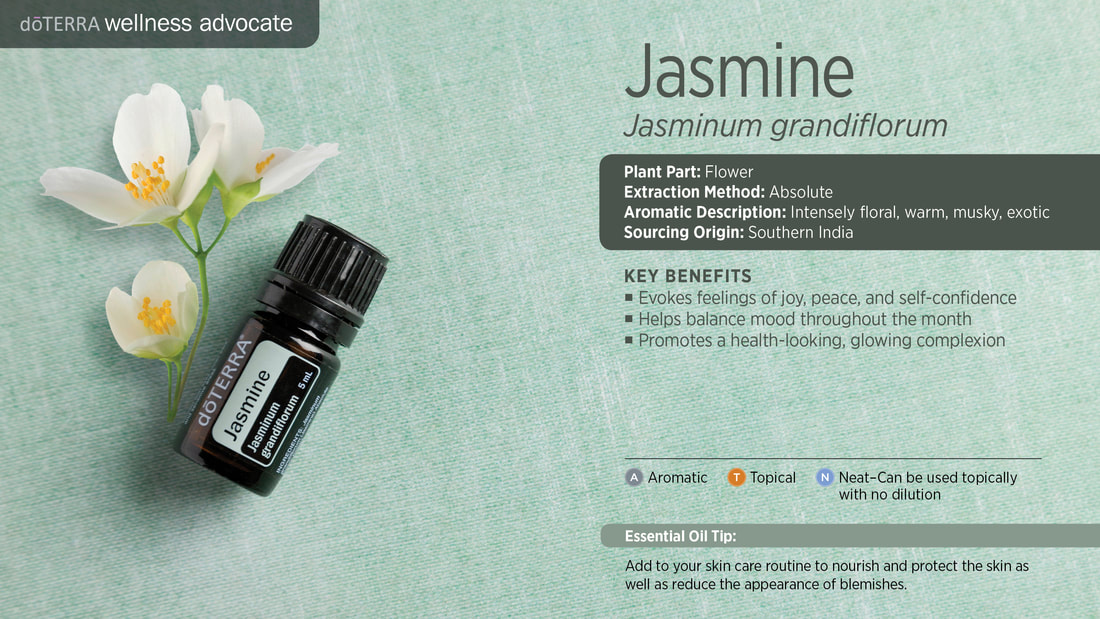 Learn about Jasmine Essential Oil, From Sandy